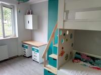 Dětský pokoj z lamina