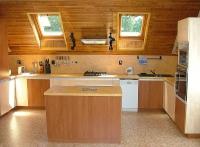 Kuchyň podkroví materiál lamino